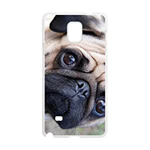 ZXCV Curious Dog Hot Seller Stylish Hard Case For Samsung Galaxy Note4