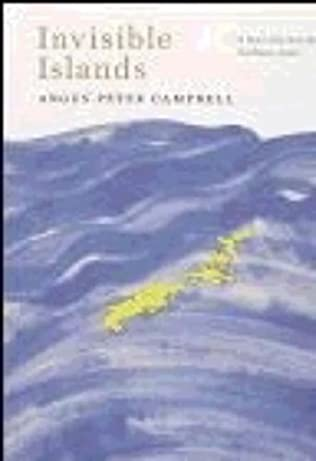 book cover of Invisible Islands