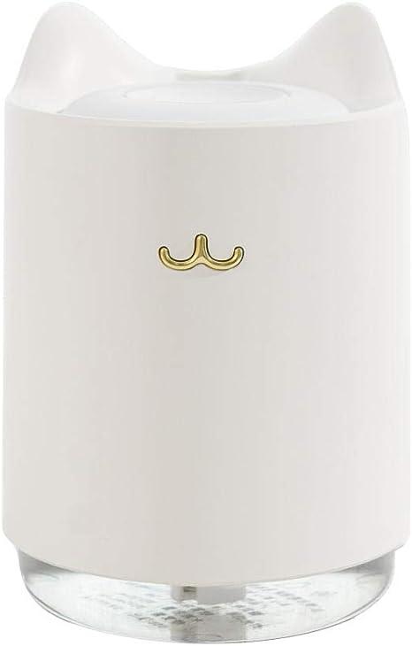 TaoRan Humidificador USB casero pequeño purificador de Aire Spray ...