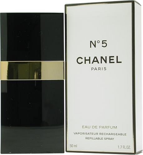 Amazoncom No 5 By Chanel For Women Eau De Parfum Spray 17
