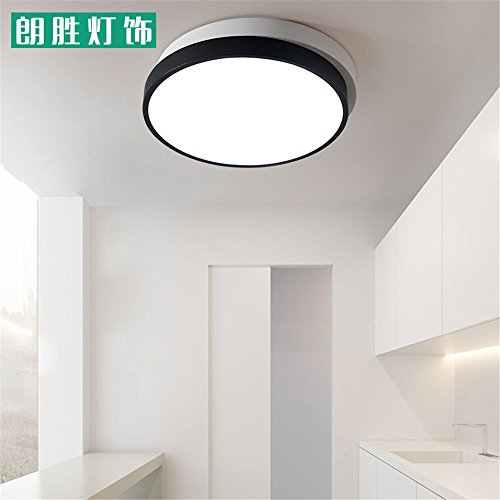 Lilamins Led Round Ceiling Light Children'S Room Lamp Lights Creative StudyCeiling Lights for Hallway, Aisle, Porch, BedroomCeiling Lights for Hallway, Aisle, Porch, Bedroom,480Mm by Lilamins
