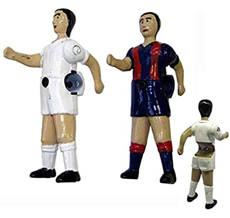 Manuel Gil Jugador futbolin Catalan Cordoba articulado Barra 14mm español 1 unid: Amazon.es: Deportes y aire libre