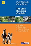 Lake District and Cumbria, Chris Bagshaw and AAP Staff, 074954452X