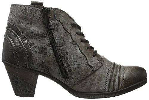 Dorndorf/Remonte Womens L.Lace-up Boots Cigar/Black/Old Silver Cigar/Black/Old Silver 75SoJ6X