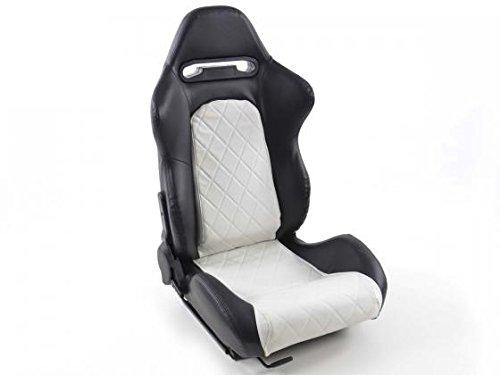 FK sport seats car semi-bucket seats set Las Vegas racing seats motorsports look FKRSE011021