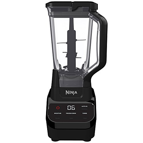Ninja CT610 Professional Touchscreen Blender Black (Certified Refurbished)