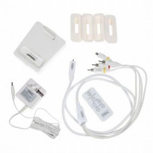 i-Tec T1013W Idock for iPod (White) by i-tec