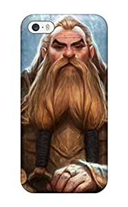 Defender Case With Nice Appearance (dragon Age) For Iphone 5/5s 4791422K20342695