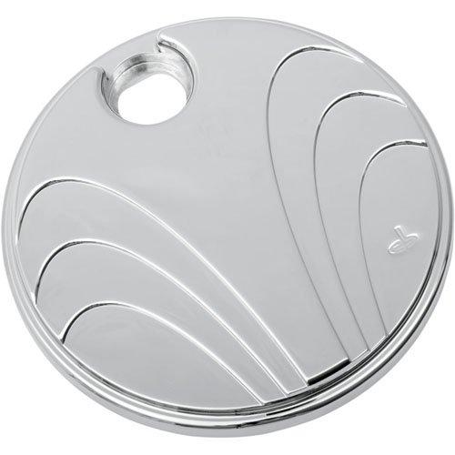 CARL BROUHARD DESIGNS(カールブローハードデザインズ) FLT/FLHT/FLHX/FLTR用フュエルドア WATERFALL クローム B078N776Q3   08-16 FLHT/FLHX/FLTR