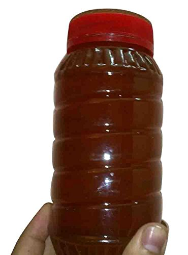 100% Egyptian Pure Raw Natural Wild Mountain Wildflower Bee Honey عسل جبلى (250 GM = 9 OZ)