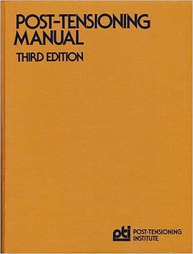 Post-Tensioning Manual  3rd Edition : Post-Tensioning