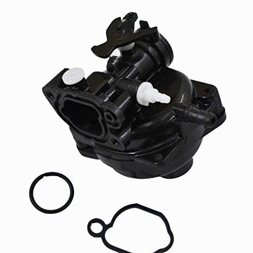 Topfire Motorcycle 593261 Carburetor for Briggs Stratton 4-Cycle Carb Lawn Mover Motorbike Replacement Accessories Parts ()
