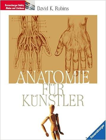 Anatomie für Künstler: Amazon.de: David K. Rubins: Bücher