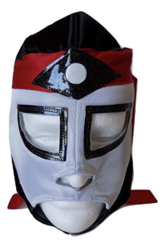DiscoverMas Mexican Lucha Libre Mask | Mascara de Luchador | Mexican Wrestling Mask by DiscoverMas