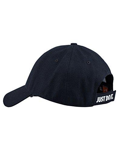 Nike Women s JDI Legacy 91 Cap Black White Size Onesize 100% polyester.   Amazon.co.uk  Clothing 5ba90852641
