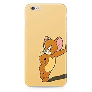 Loud Universe Tom and Jerry Mouse iPhone 6 Plus Case Jerry Cute iPhone 6 Plus Cover with 3d Wrap around Edges