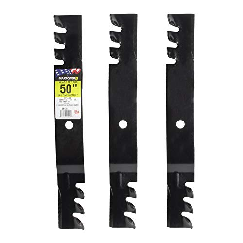 Maxpower 561381X Commercial Mulching Blade Set for 50