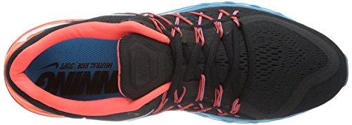 CRMSN Zapatos Max LGN BL Air para Nike BRGHT hombre WHITE para 2015 Mehrfarbig BLACK correr xpwtqq567F