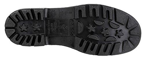 Amblers Steel, Stivali uomo Nero nero 7 UK