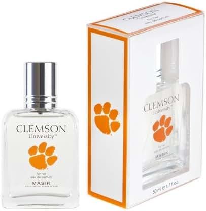Masik Collegiate Fragrances 10006 Clemson University Womens Perfume, 17 Oz.