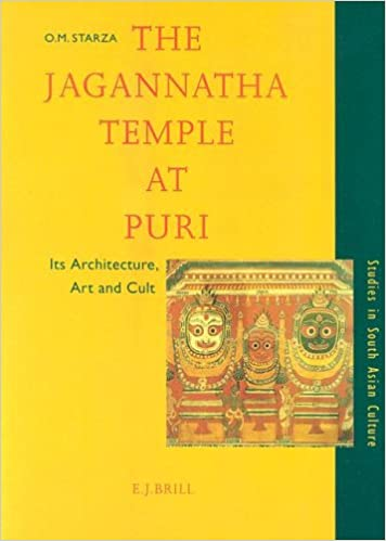 The Jagannatha Temple at Puri: Its Architecture, Art and Cult (Studies in South Asian Culture)