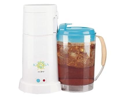 Amazon Mr Coffee Tm3 Iced Tea Maker Electric Ice Tea Machines