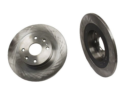 (Brembo 25187 Rear Solid Brake)