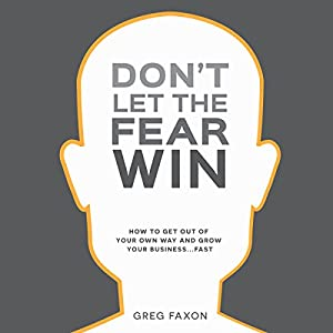 Don't Let the Fear Win Audiobook