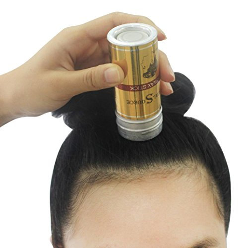Baomabao Hair Wax Stick Men And Women Hair Styling Head Styling Wax (Head Wax Styling)