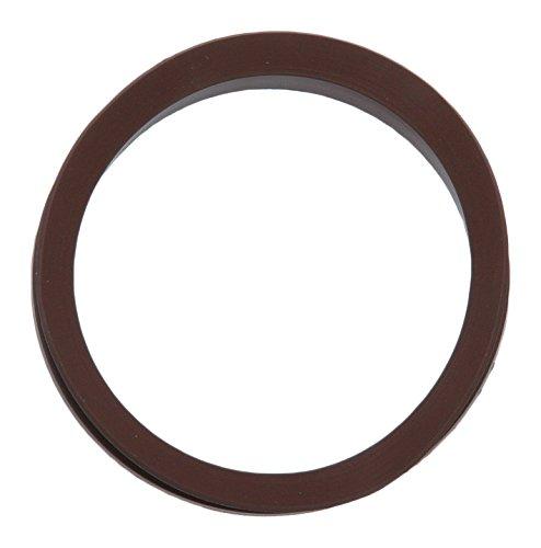 TCM VVA-038-BX Brown FKM V-Ring, 1.4565'' Nominal Shaft Size by TCM