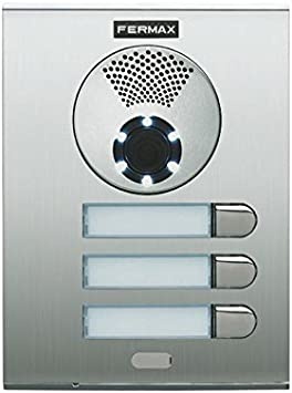 Kit vídeoportero 3 viviendas Color, VDS, ILOFT Pure: Amazon.es: Bricolaje y herramientas