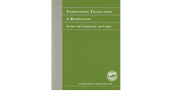 International Transactions in Remittances: Guide for