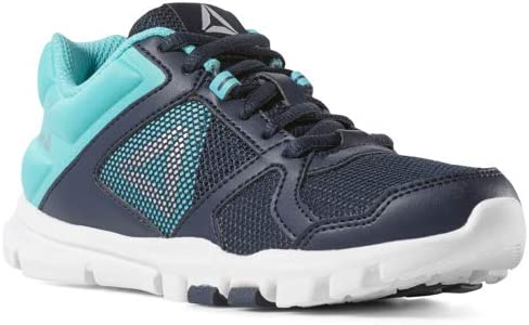 Collegiate Navy/Solid Teal/Silver