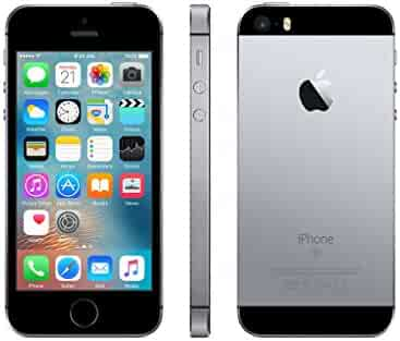 Apple iPhone SE 32 GB Unlocked, Space Gray (GSM Only)