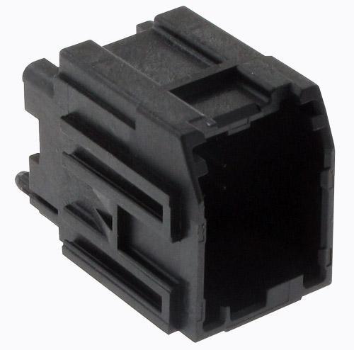 Automotive Connectors STAC64 VERT HDR 8CKT T BLK POL A TRAY (10 pieces)