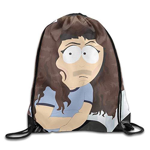 Home Nylon Backpack Sport GKSHN Randy Park Travel Lorde Storage Bag South Drawstring 8qZ5fq7