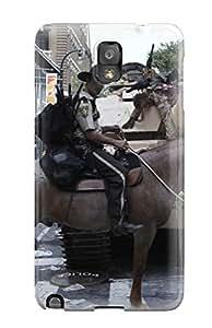 Scott Duane knutson's Shop 4700524K26226054 Hot Tpu Cover Case For Galaxy/ Note 3 Case Cover Skin - The Walking Dead