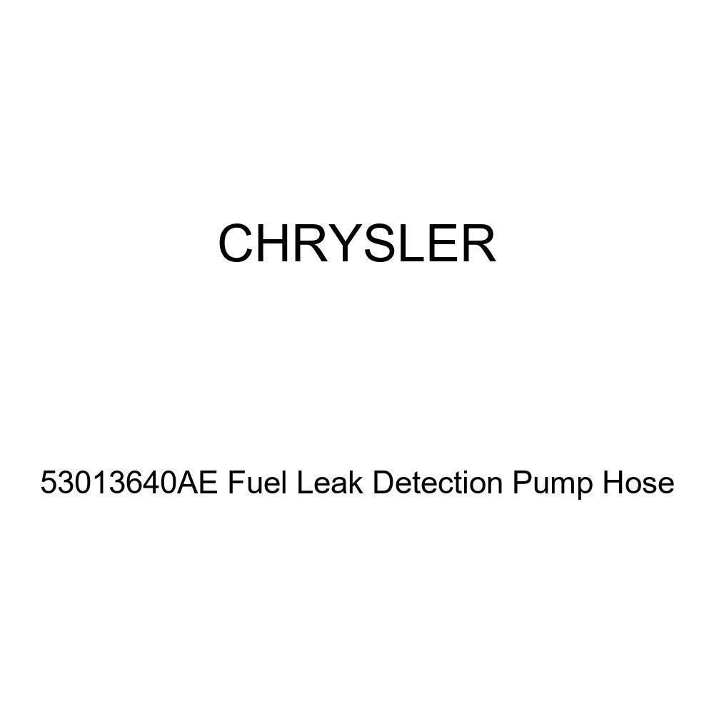 Chrysler Genuine 53013640AE Fuel Leak Detection Pump Hose