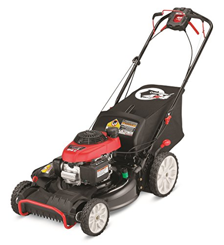 "Troy Bilt TB490 XP 21"" 190cc 2-in-1 4x4 Self-Propelled Mower"