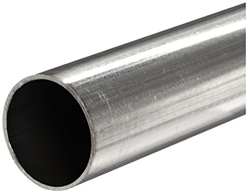 Seamless Steel Tubing Round (Online Metal Supply 316 Stainless Steel, Round Tube, OD: 0.375 (3/8 inch), Wall: 0.035 inch, Length: 12 inches, Seamless)