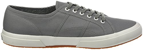Adulto Classic COTU Full Unisex Zapatillas 2750 Sage Gris Superga Grey EXqwC767