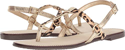 Lilly Pulitzer Women's Jackie Sandal Natural 9 M US