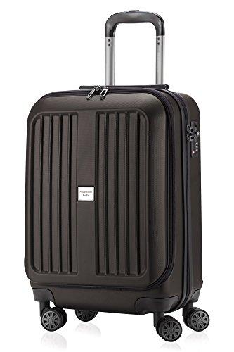 Hauptstadtkoffer Valigia, Lila ALEX (TSA) (Grigio) - 42_GPH_XBERG_MATT