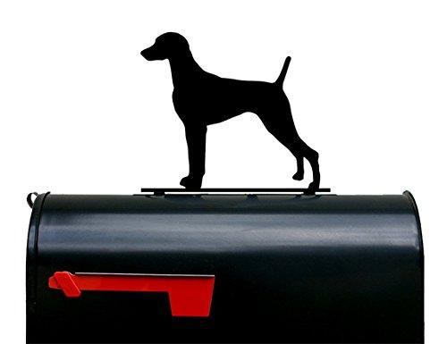 Weimaraner Dog Mailbox Topper/Plaque / Sign