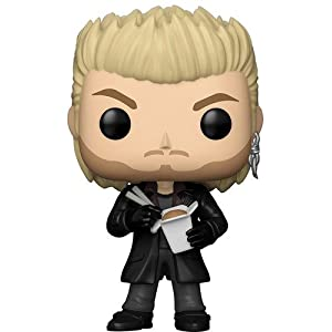 Funko Pop Movies: The Lost Boys - David with Noodles Collectible Figure, Multicolor
