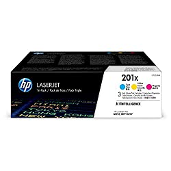Image of the product HP 201X | CF401X CF402X that is listed on the catalogue brand of HP.