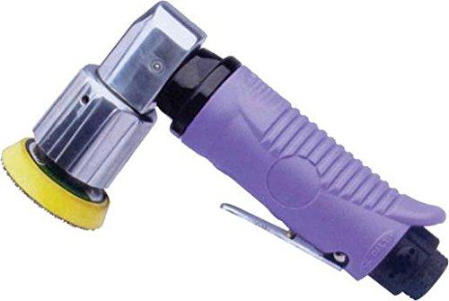 1x Mini Druckluft Exzenterschleifer 75mm + 50mm