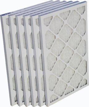 20x25x1 EZ-Pleat MERV 8 Air Filters (8 Air)