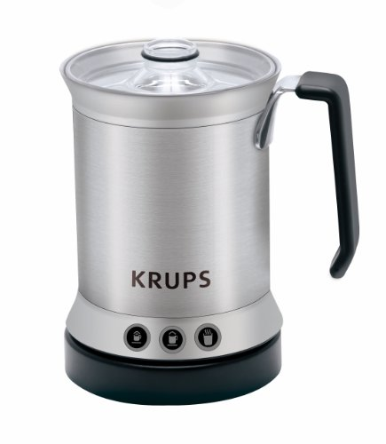KRUPS XL2000 Electric Milk Frother for Cappuccino Latte