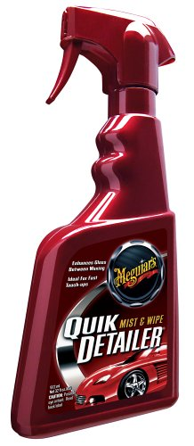 Meguiar's A3332 Quik Detailer Mist & Wipe - 32 oz. (Quick Mist And Wipe Detailer compare prices)